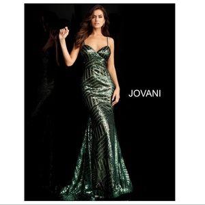 Jovani Prom Dress style 65409A